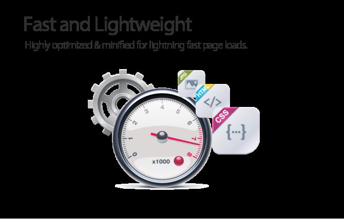 Fast & Lightweight Codes